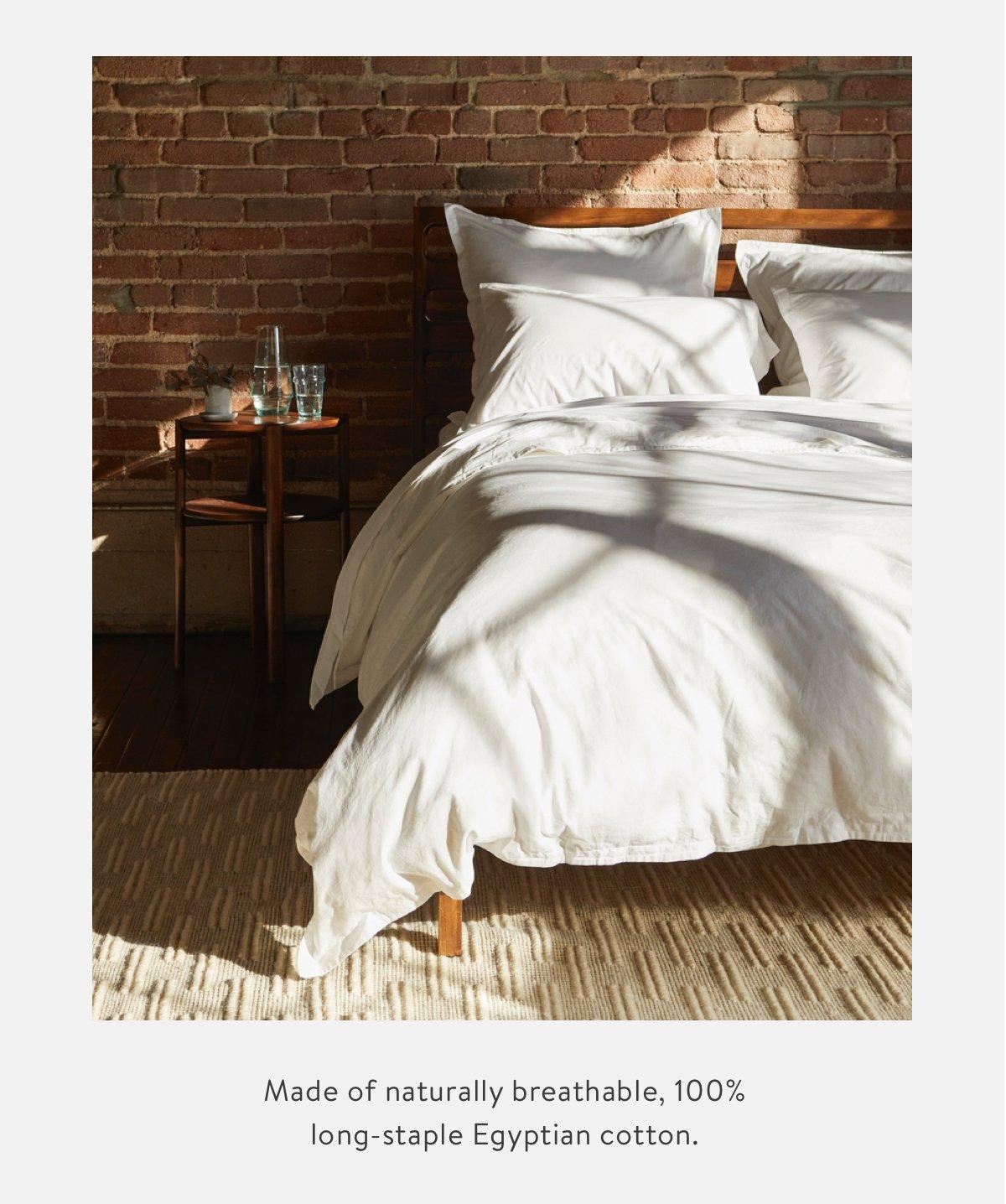 Percale Bedding