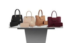 MKF Collection Satchel with Wallet by Mia K Farrow