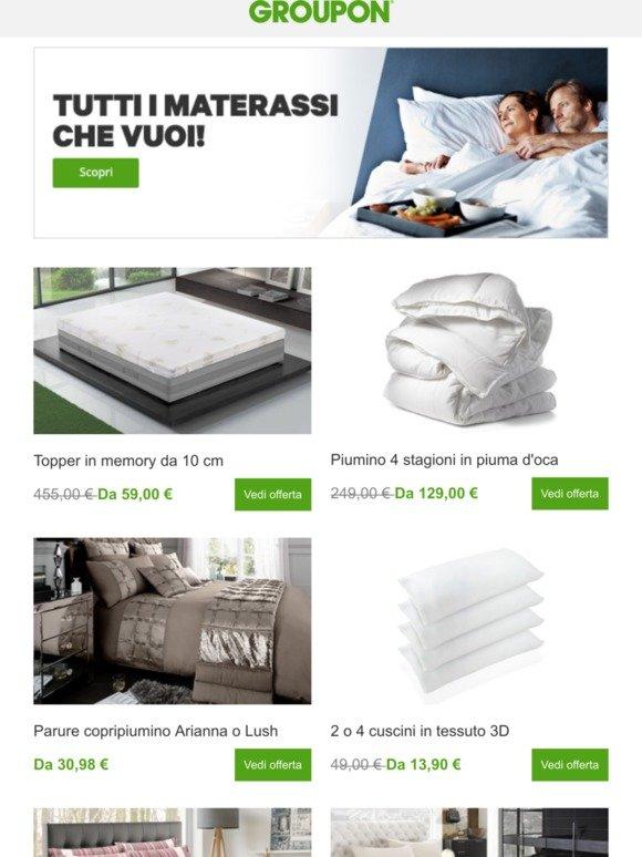 online store 806c2 2a81e Groupon IT: Oggi la camera da letto è in saldo! | Milled