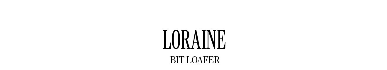 LORAINE BIT LOAFER