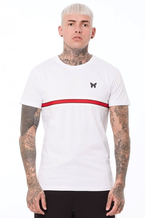 Liberty Butterfly White T-Shirt