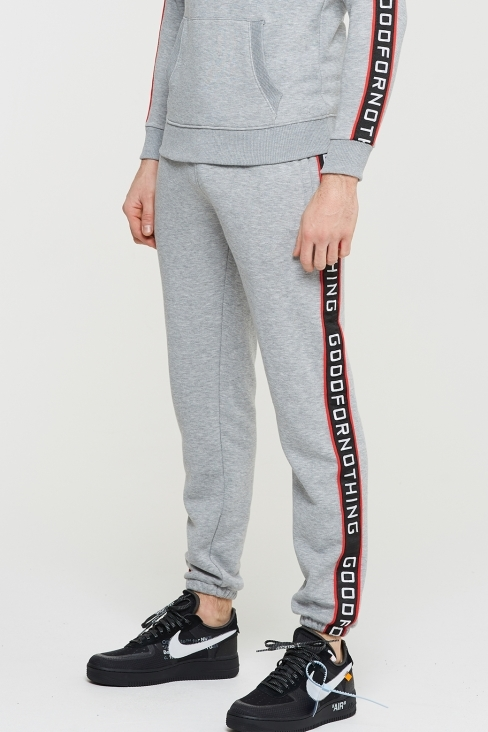 Transition Grey Joggers