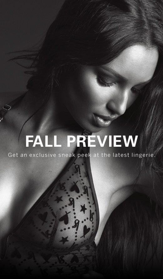 Fall Preview Explore The New Collection