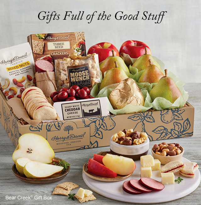 Gifts Full of the Good Stuff