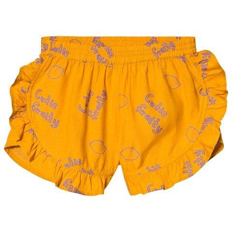 Soft Gallery Sunflower Lemon Dusty Shorts