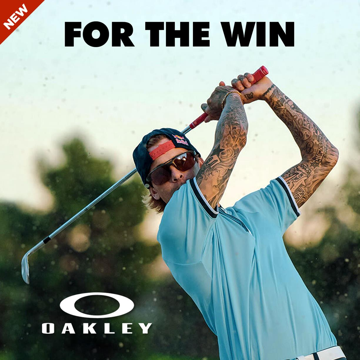 a98216d25d6 Golf Support: Oakley Sunglasses Now In + More Great Deals | Milled