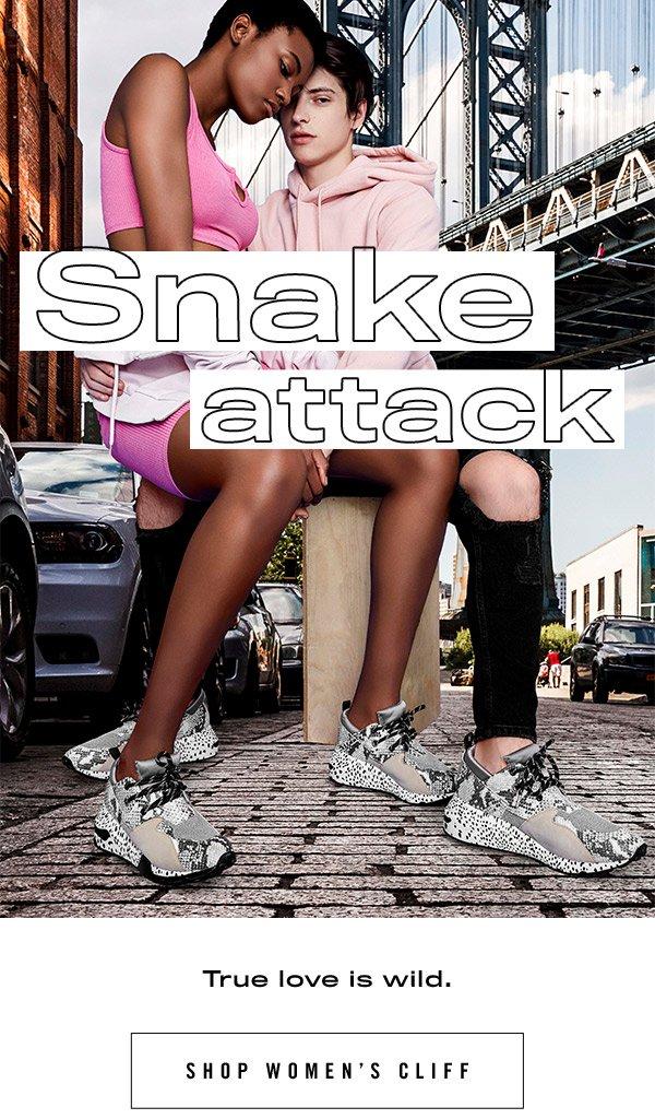 Snake Attack. Shop Women's CLIFF
