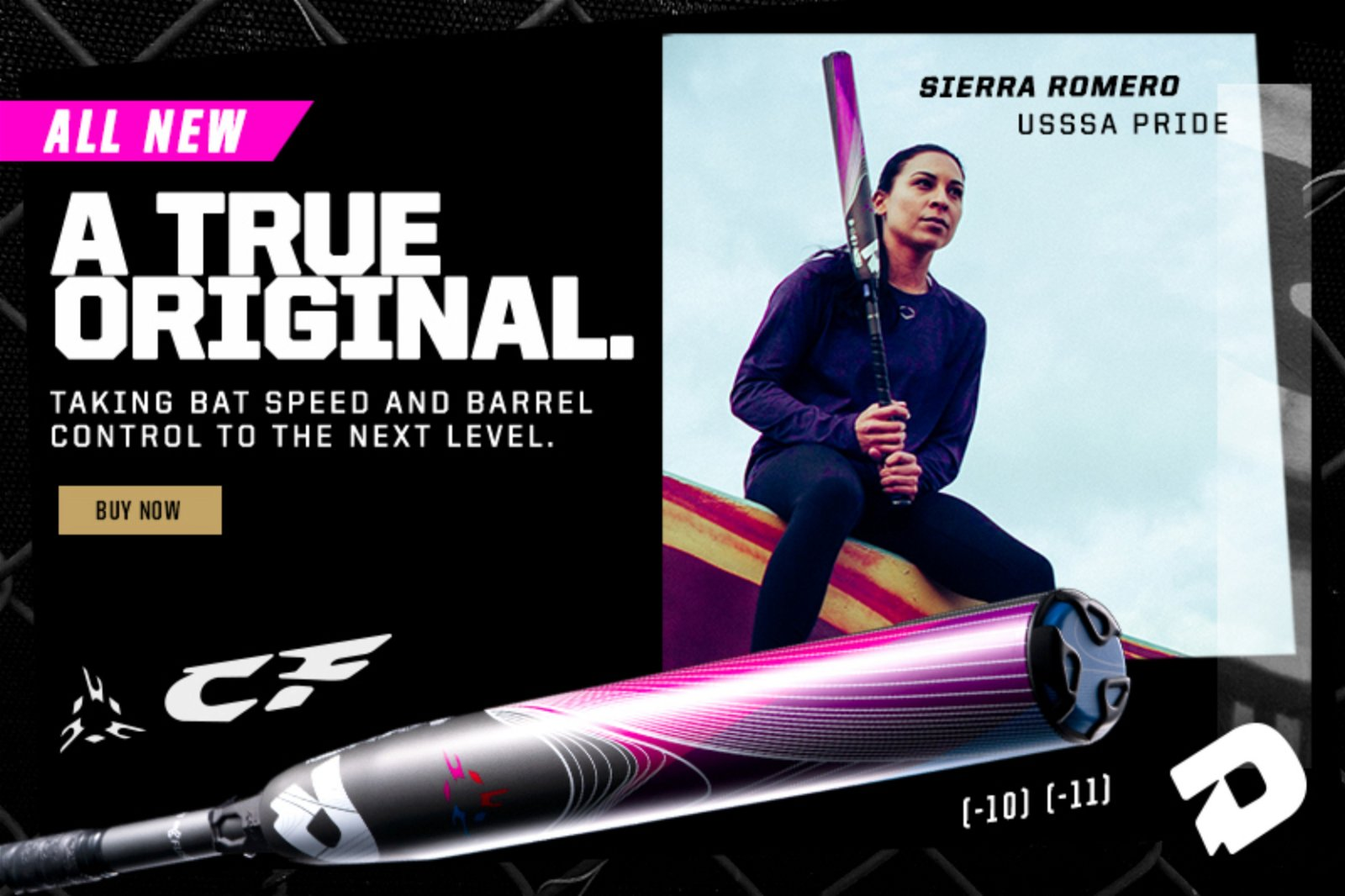 spc sports: New Bat in time for Nationals! | Milled