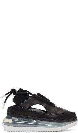 Nike - Grey Air Max 720 Flat Sandals