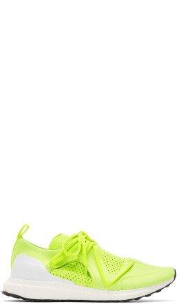 adidas by Stella McCartney - Yellow UltraBoost T.S Sneakers