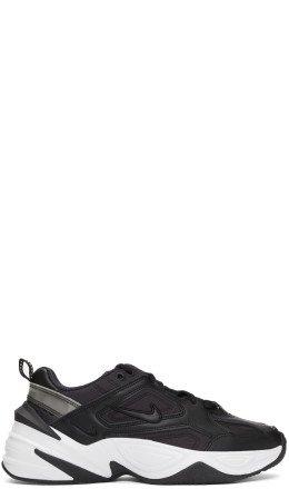 Nike - Black & Navy M2K Tekno Sneakers