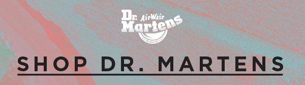 Shop Dr. Martens