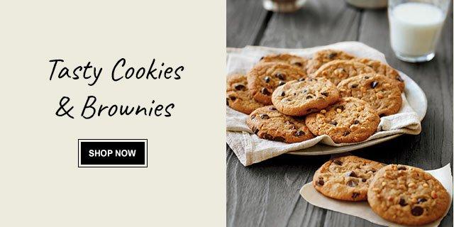 Tasty Cookies & Brownies