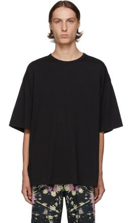 Dries Van Noten - Black Harky T-Shirt
