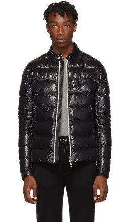 Moncler - Black Down Berriat Jacket