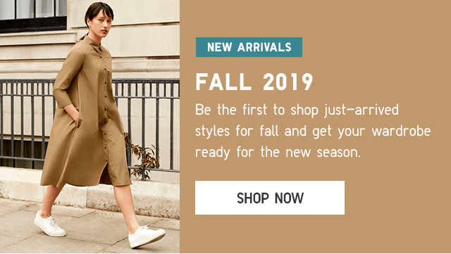 BANNER2 - NEW ARRIVAL FALL 2019
