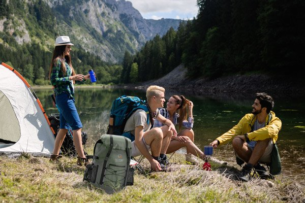 SAVE UP TO 35% SUMMER CAMPING SALE