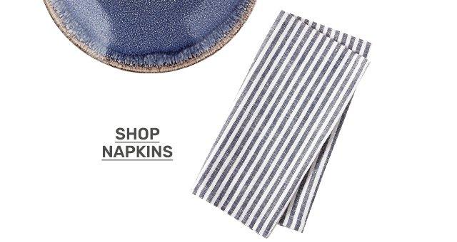 Shop our Napkins