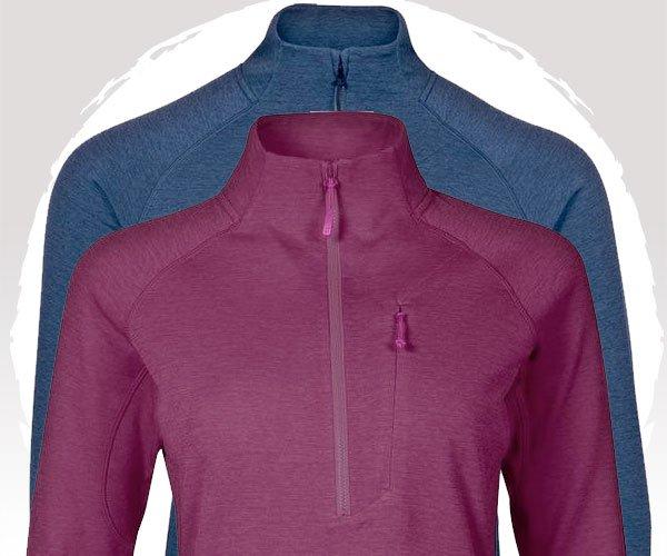 RAB Men's / Women's Nexus Pull-On Fleece