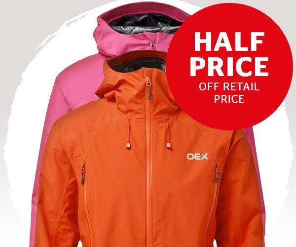 OEX Men's / Women's Evolution Stretch Jacket