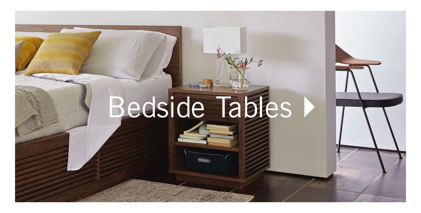 Bedside Tables ›