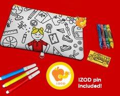 Izod pin included!