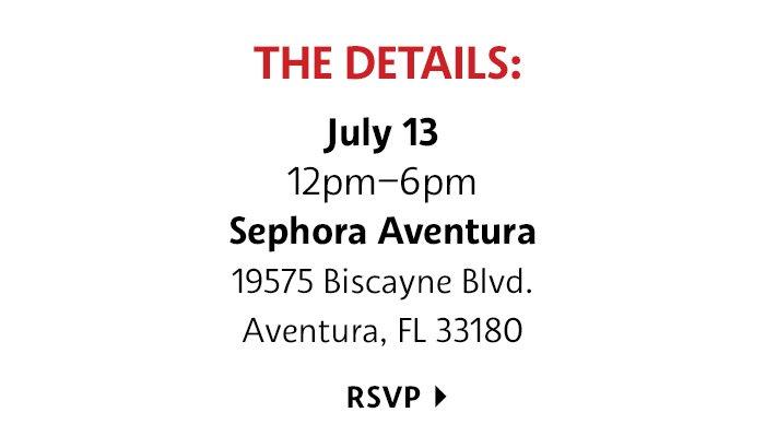 Dior Event: Sephora Aventura