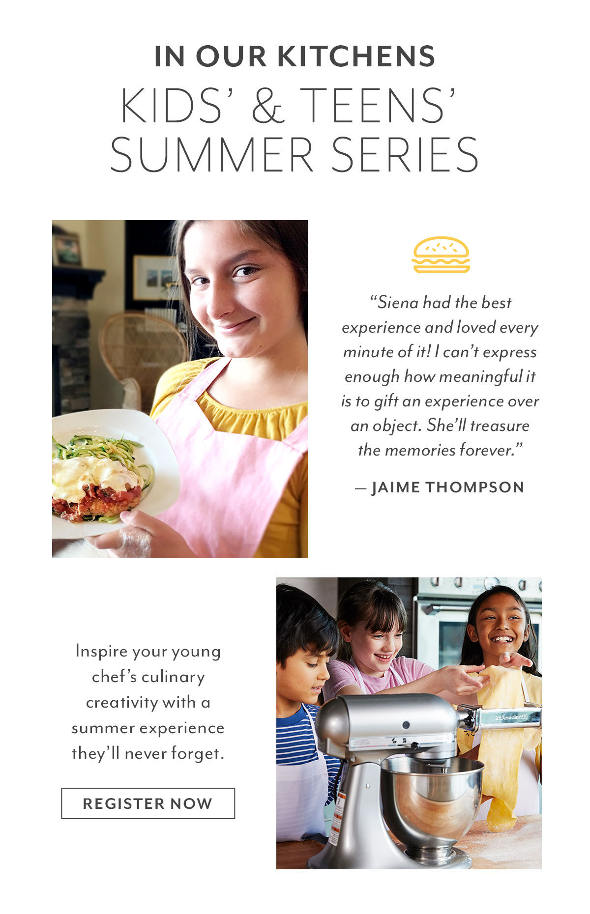 Kids & Teens Series