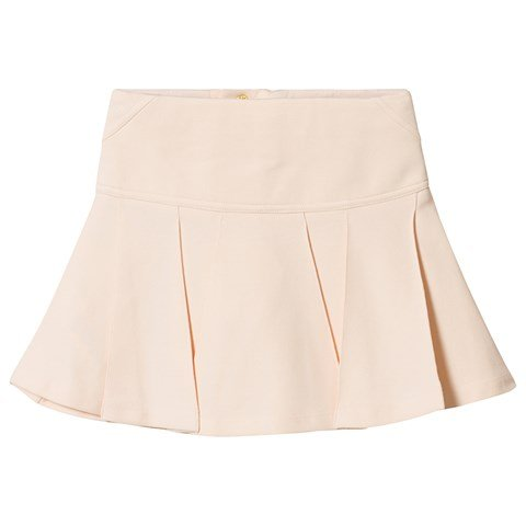 Chloé Pink Pleated Milano Skirt