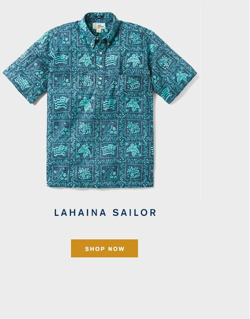 Lahaina Sailor - Shop Now