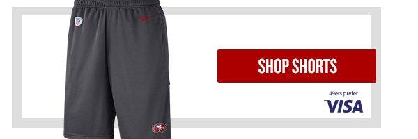 55e3a19c San Francisco 49ers Team Shop: New Season Means New Nike + Free ...