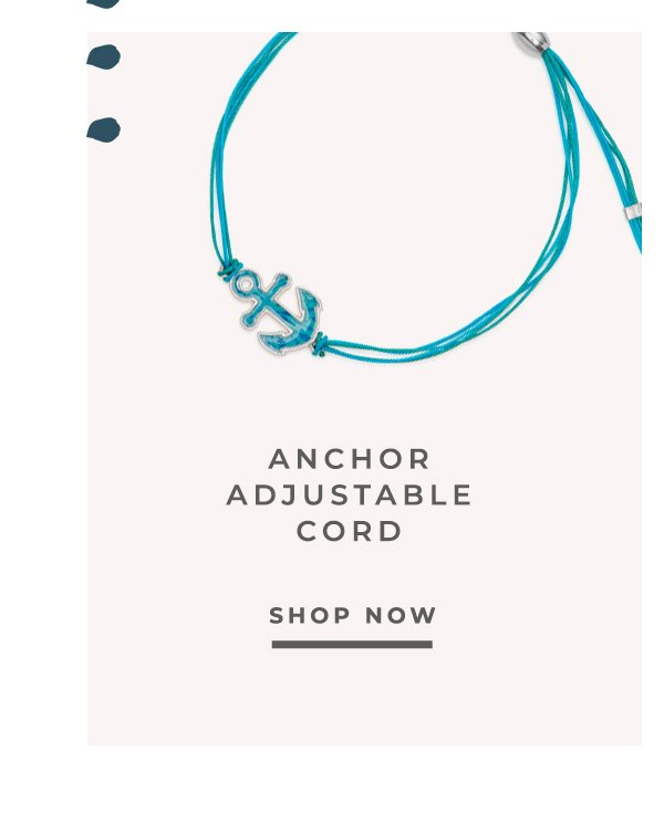 ANCHOR ADJUSTABLE CORD | SHOP NOW