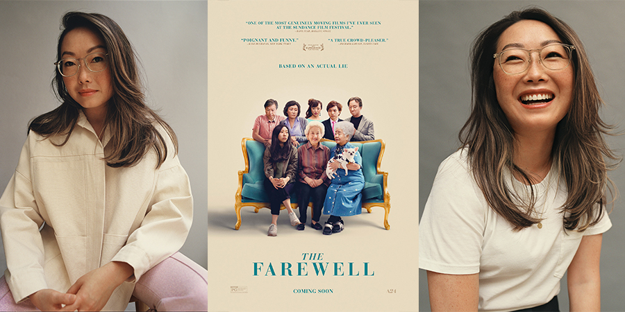 Lulu Wang's The Farewell Has Arrived
