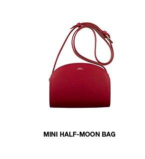 Mini Half-moon bag