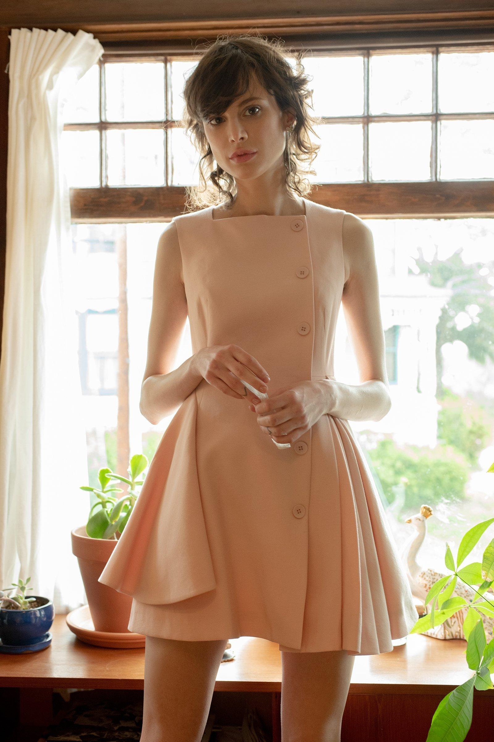 Image of Pink Didi Day Dress