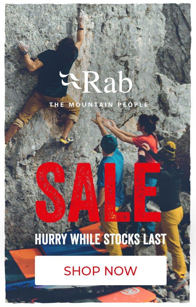 Rab Sale