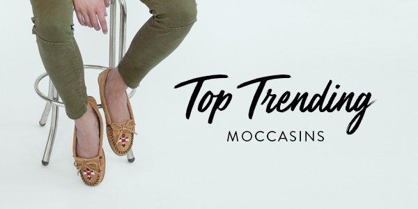 Top Trending Moccasins
