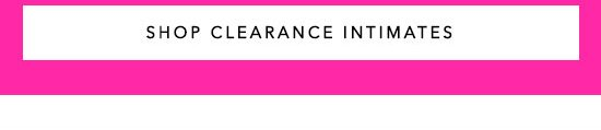 Shop Clearance Intimates