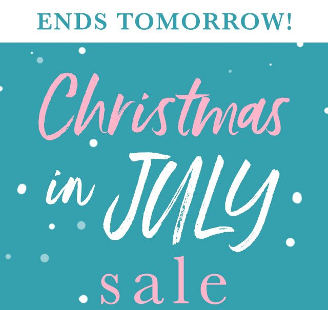 Christmas In July Sale Images.Christianbook Com Ends Tomorrow Christmas In July Sale