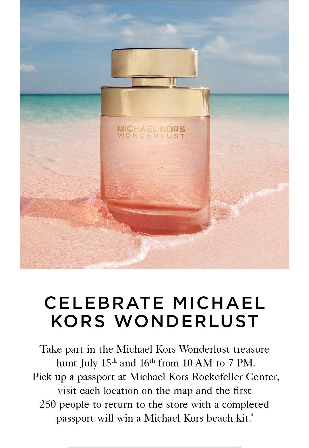 Michael Kors You Re Invited Celebrate Michael Kors