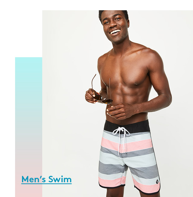 Men's Swim