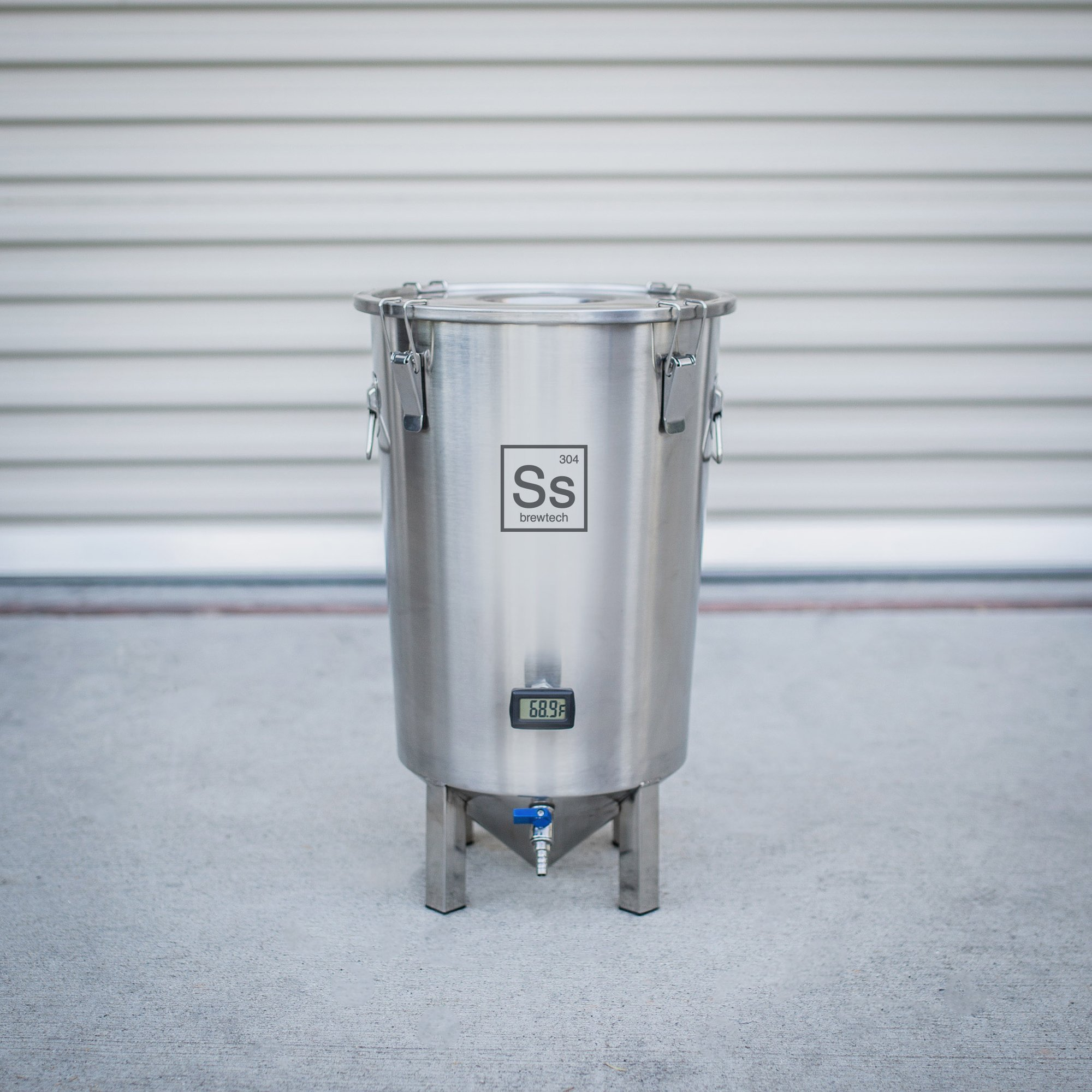 Ss Brewtech Brewmaster Brew Bucket 7 Gallon