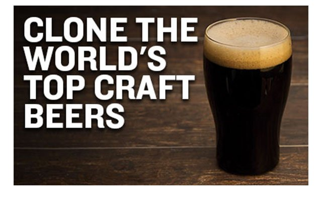 Clone the World's Best Craft Beers