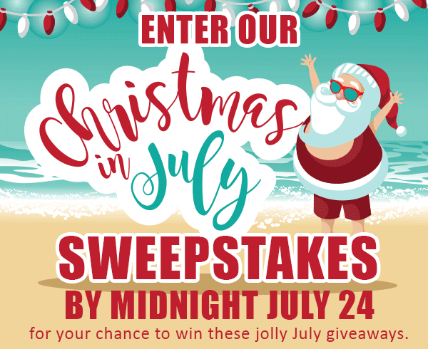 Christmas Giveaways 2019.Valley Vet Supply Christmas In July Deals And Giveaways