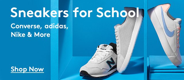 Sneakers for School   Converse, adidas, Nike & more   Shop Now