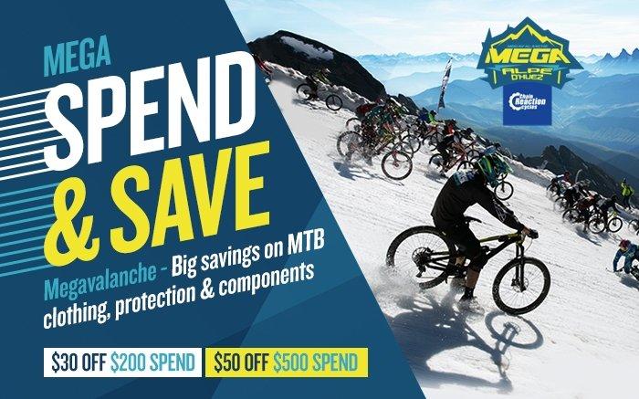 Mega Spend & Save