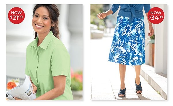 2 DAYS ONLY!!! GREAT DEALS, PRIME FOR PICKING! 50% OFF SELECT STYLES. PRICES AS MARKED. INTERMEDIATE MARKDOWNS TAKEN. ENDS 7/16/19. SHOP NOW.