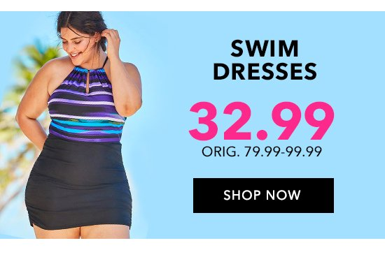 Shop Swim Dresses