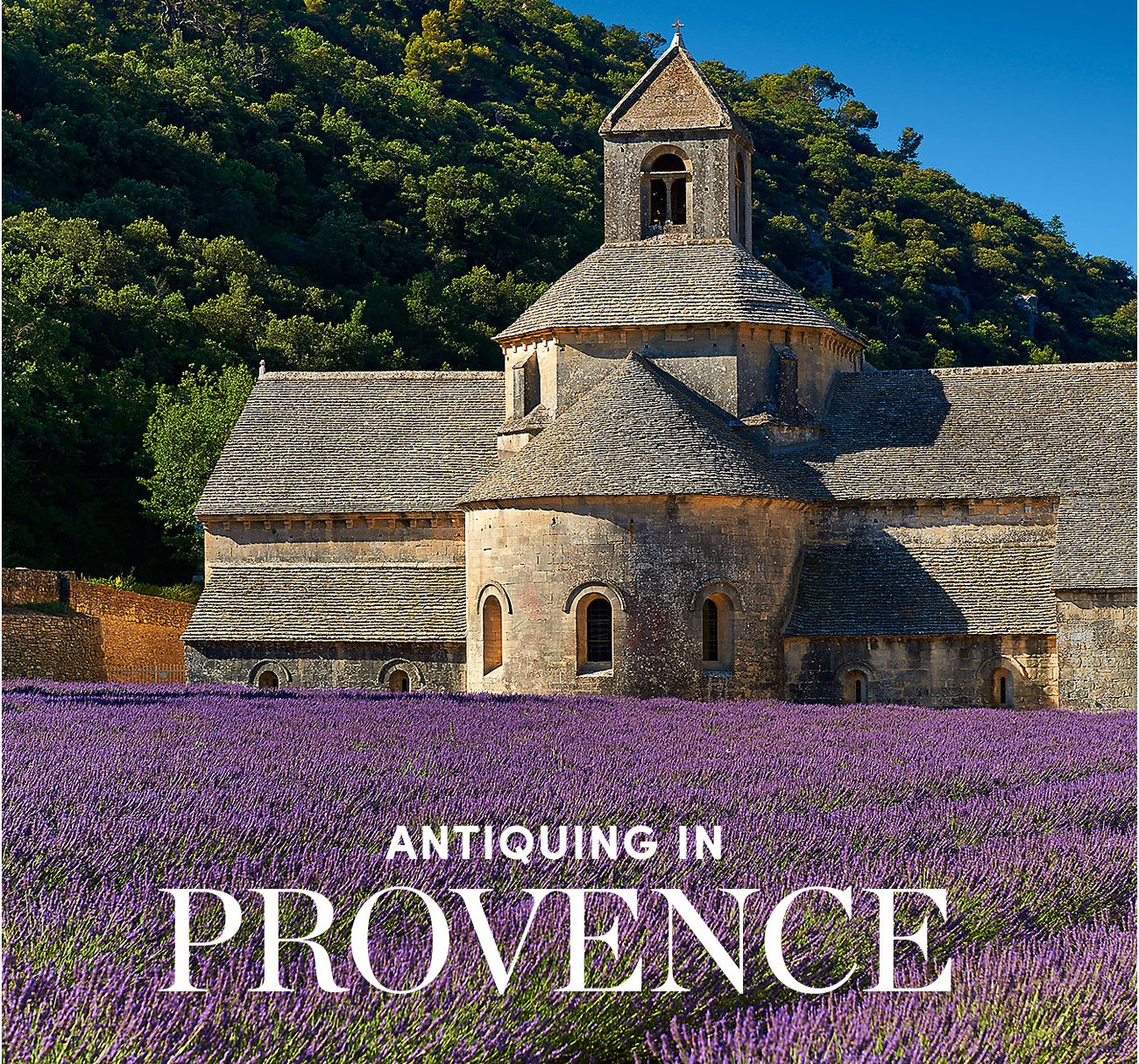 Antiquing in Provence