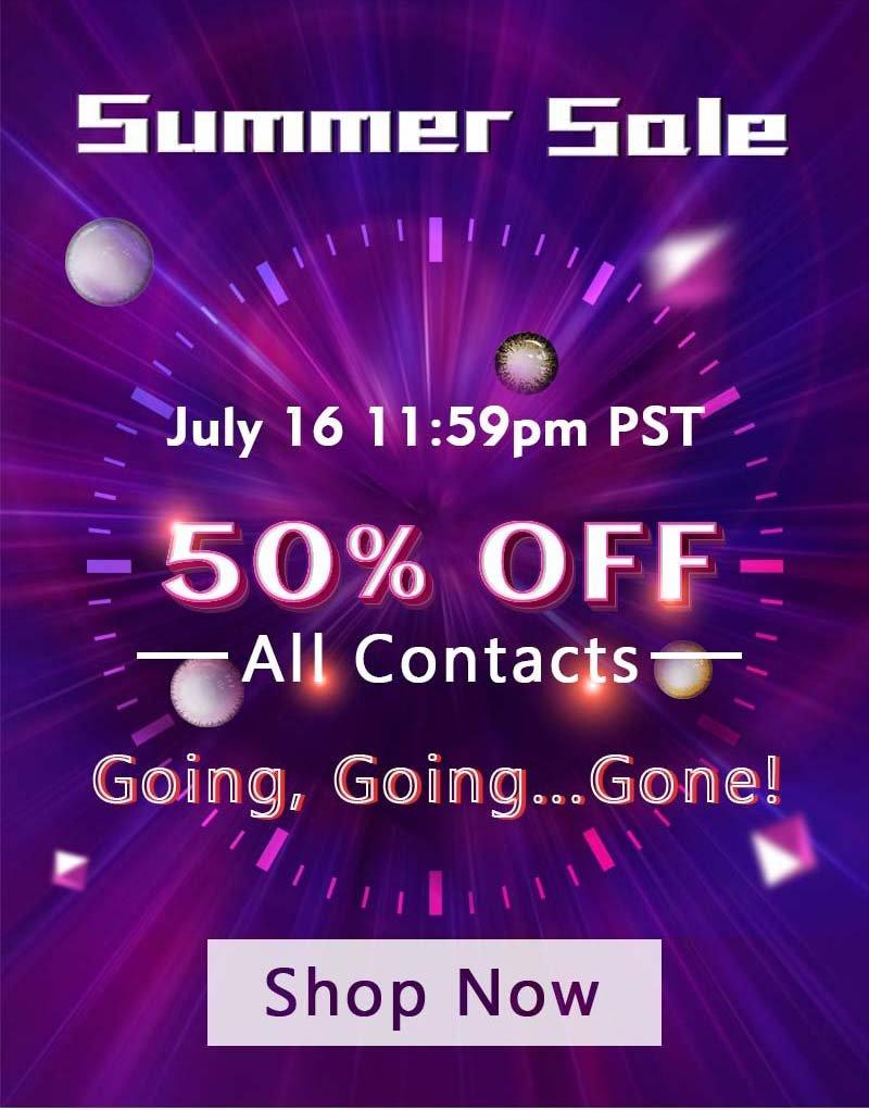 TTDeye Summer Sale